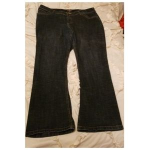***RIDERS by Lee: Plus Size Bootcut Jeans***